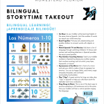 bilingual storytime Takeout