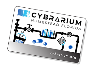 Cybrarium Card